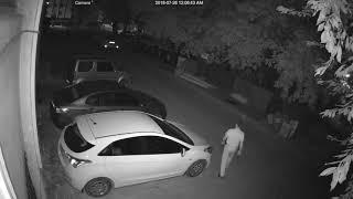 Видеокамера IP IVM-8328-POE. 4K, SONY IMX274, HI3519, 3.6mm, POE. Улица, ночь, без освещения!